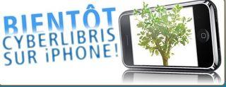 Cyberlibris_iPhone